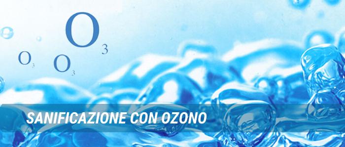 genereatore di ozono